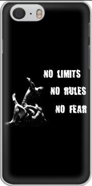 MMA No Limits No Rules No Fear Iphone 6 4.7 Case