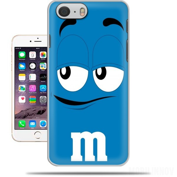 Case M&M's Blue for Iphone 6 4.7