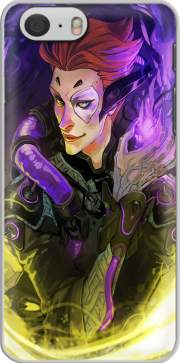 Moira Overwatch art Iphone 6 4.7 Case