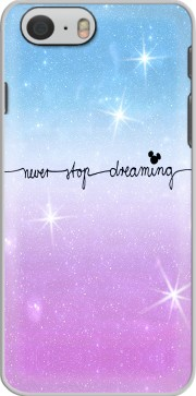 Never Stop dreaming Case for Iphone 6 4.7