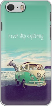 Never Stop Exploring - Lamas on Holidays Case for Iphone 6 4.7