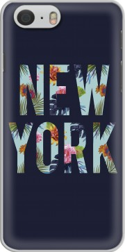 New York Floral Case for Iphone 6 4.7