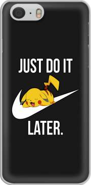 Nike Parody Just Do it Later X Pikachu Iphone 6 4.7 Case