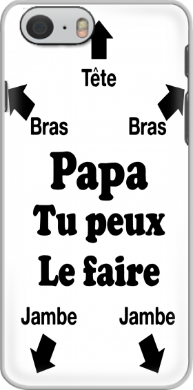 Case Notice pour papa for Iphone 6 4.7