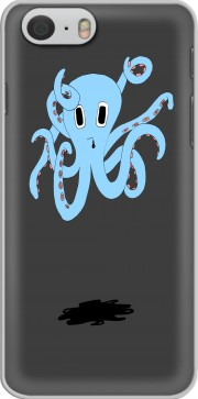 octopus Blue cartoon Case for Iphone 6 4.7