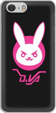 Case Overwatch D.Va Bunny Tribute for Iphone 6 4.7
