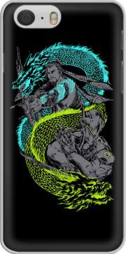 Overwatch Hanzo fanart Iphone 6 4.7 Case