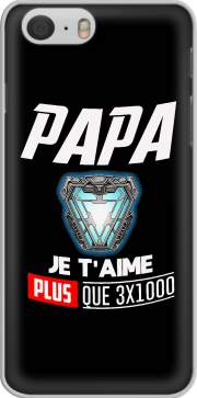 Papa je taime plus que 3x1000 Case for Iphone 6 4.7