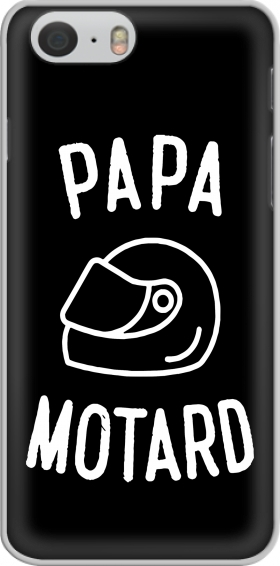 Case Papa Motard Moto Passion for Iphone 6 4.7