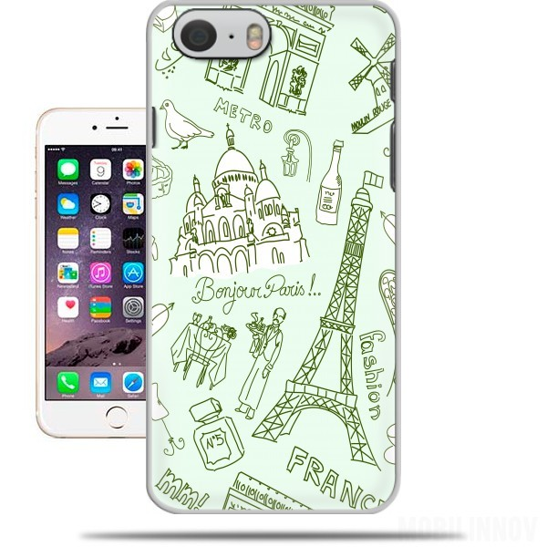 Case Paris for Iphone 6 4.7