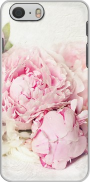 peonies on white Iphone 6 4.7 Case