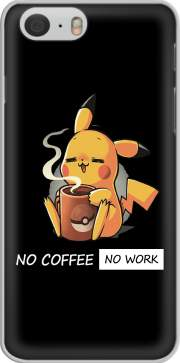 Pikachu Coffee Addict Iphone 6 4.7 Case