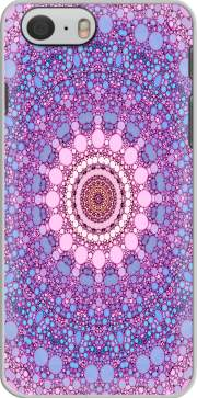 pink and blue kaleidoscope Case for Iphone 6 4.7