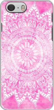 Pink Bohemian Boho Mandala Case for Iphone 6 4.7