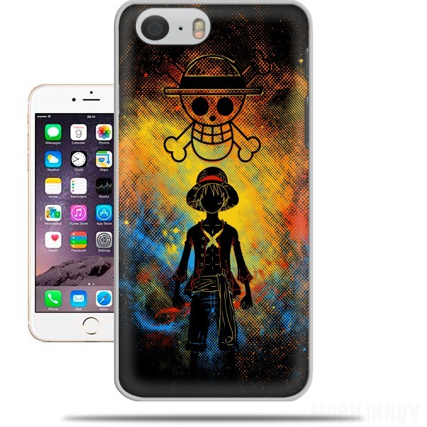 Case Pirate Art for Iphone 6 4.7