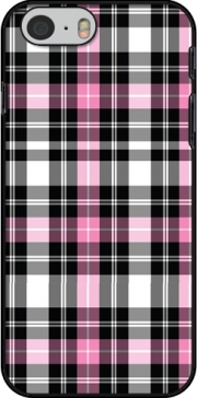 Pink Plaid Case for Iphone 6 4.7