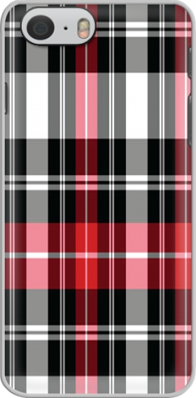 Case Red Plaid for Iphone 6 4.7