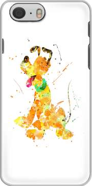 Pluto watercolor art Iphone 6 4.7 Case
