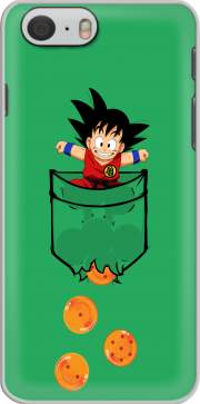 Pocket Collection: Goku Dragon Balls Case for Iphone 6 4.7