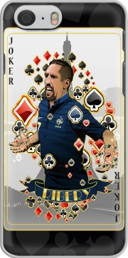 Poker: Franck Ribery as The Joker Case for Iphone 6 4.7