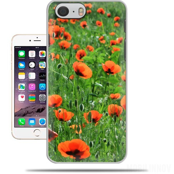 Case POPPY FIELD for Iphone 6 4.7