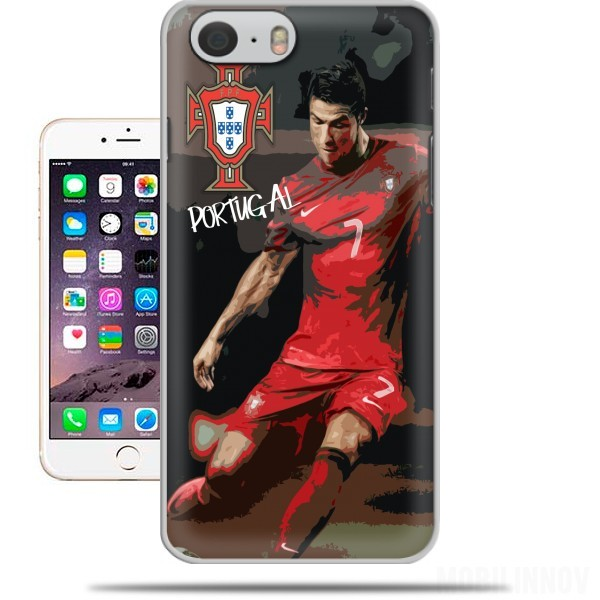Case Portugal foot 2014 for Iphone 6 4.7