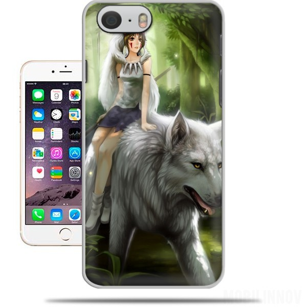 Case Princess Mononoke for Iphone 6 4.7