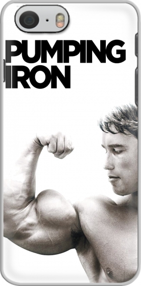 Case Pumping Iron for Iphone 6 4.7