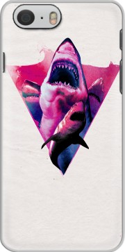 Purple Sharks Case for Iphone 6 4.7