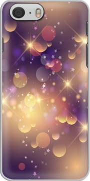 Purple Sparkles Case for Iphone 6 4.7