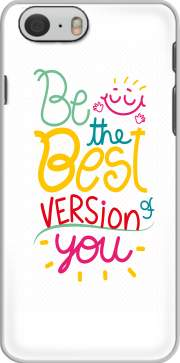 Quote : Be the best version of you Iphone 6 4.7 Case
