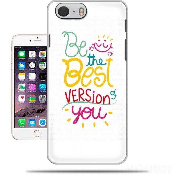 Case Quote : Be the best version of you for Iphone 6 4.7