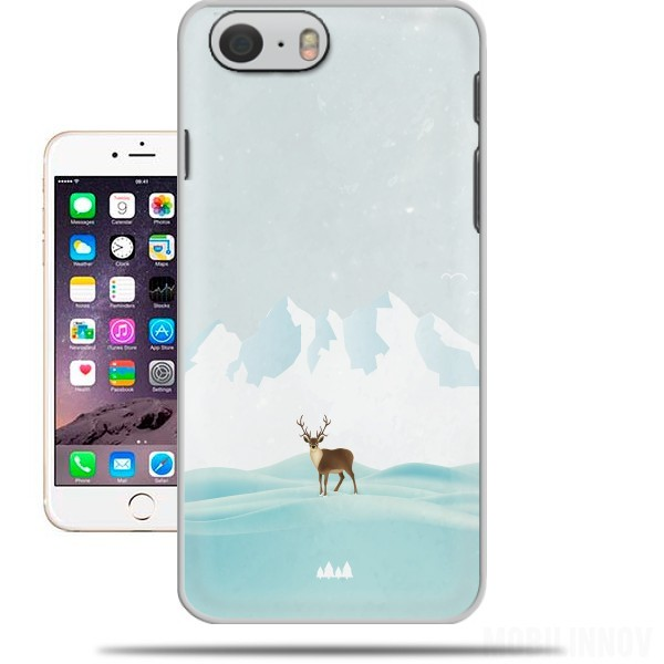 Case Reindeer for Iphone 6 4.7