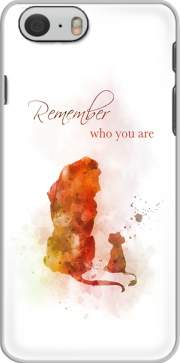 Remember Who You Are Lion King Iphone 6 4.7 Case