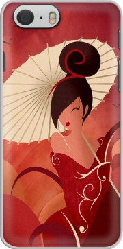 Sakura Asian Geisha Case for Iphone 6 4.7