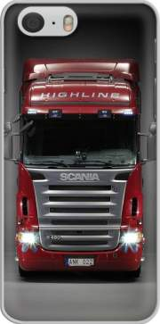 Scania Track Iphone 6 4.7 Case