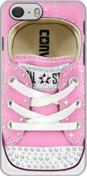 All Star Basket shoes Pink Diamonds Case for Iphone 6 4.7