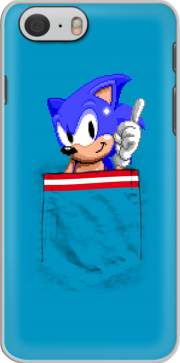 Sonic in the pocket Iphone 6 4.7 Case