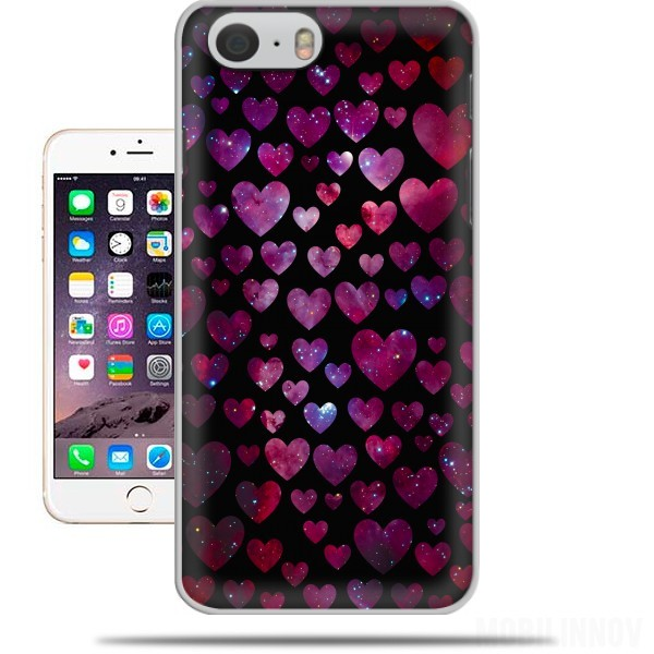 Case Space Hearts for Iphone 6 4.7