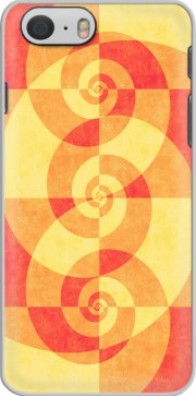SPIRAL ORANGE Iphone 6 4.7 Case