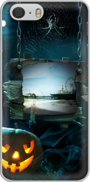 Spooky Halloween Santa Monica Pier Case for Iphone 6 4.7