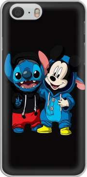 Stitch x The mouse Iphone 6 4.7 Case