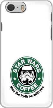 Stormtrooper Coffee inspired by StarWars Iphone 6 4.7 Case