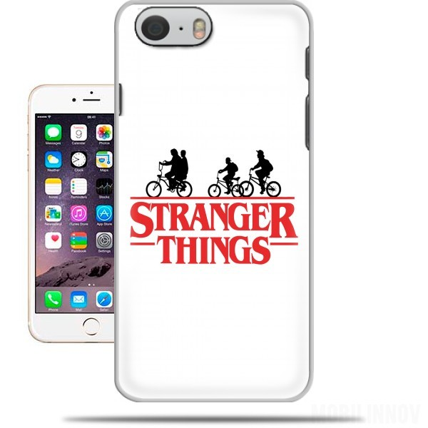 separation shoes 62e43 89143 Stranger Things by bike case for Iphone 6 4.7
