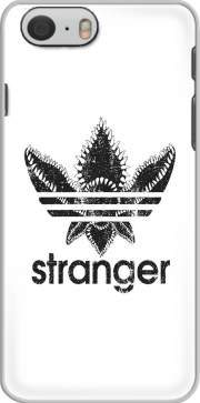 Stranger Things Demogorgon Monster JOKE Adidas Parodie Logo Serie TV Case for Iphone 6 4.7