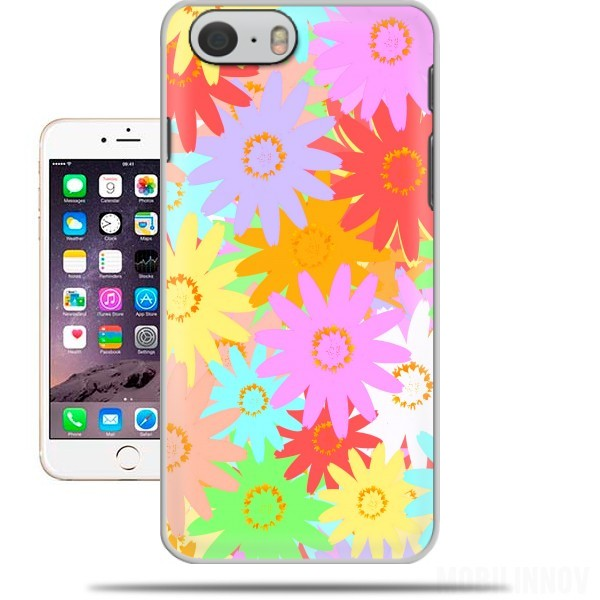 Case Summer BLOOM for Iphone 6 4.7