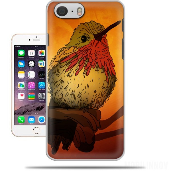 Case Sunset Bird for Iphone 6 4.7