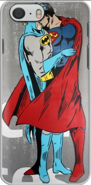 Superman And Batman Kissing For Equality Iphone 6 4.7 Case