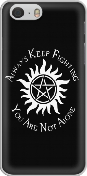 SuperNatural Never Alone Iphone 6 4.7 Case