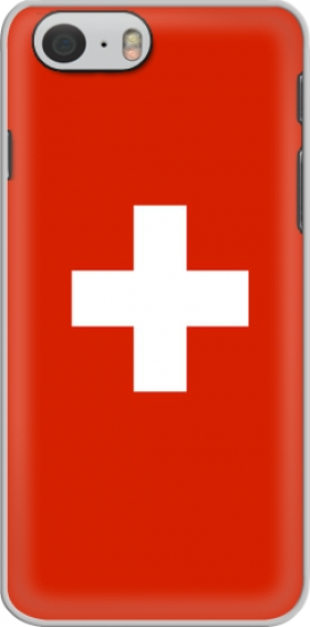 Case Switzerland Flag for Iphone 6 4.7